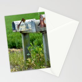 Vintage Mail Stationery Cards