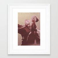 bioshock infinite Framed Art Prints featuring The Lighthouse - Bioshock: Infinite by Edward J. Moran II