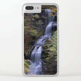 Almost Heaven West Virginia Clear iPhone Case