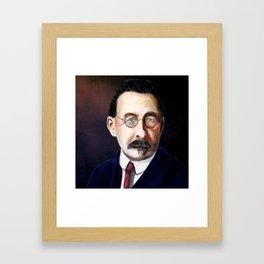 Pieter Jelles Troelstra Framed Art Print