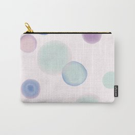 Drops #society6 #abstractart Carry-All Pouch