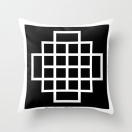 Chakana Throw Pillow