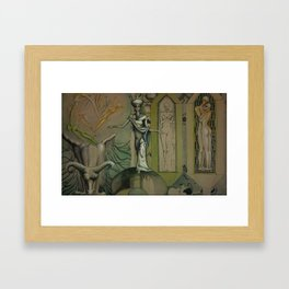 Arlequin Framed Art Print