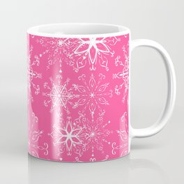 Dainties Bold Pink Coffee Mug