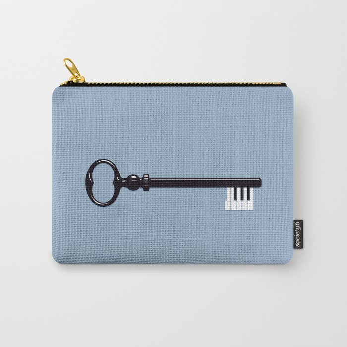 The Key. Carry-All Pouch