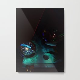 Innoventions At Night II Metal Print