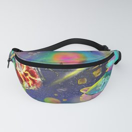 willful suspension of disbelief Fanny Pack