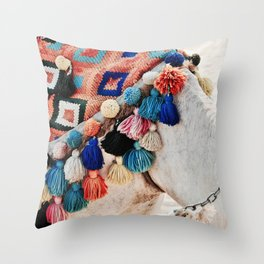 EGYPTIAN CAMEL Throw Pillow