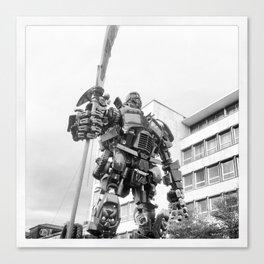 Transformer Canvas Print