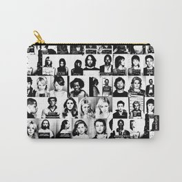 MUGSHOTS Carry-All Pouch