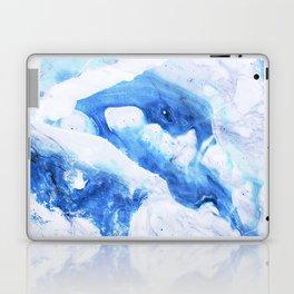 Ocean Marble Laptop & iPad Skin