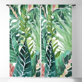Havana jungle Blackout Curtain