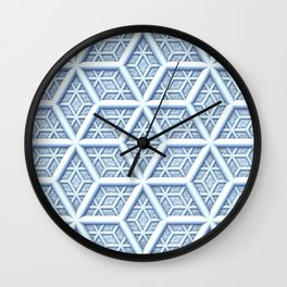 Ice is Nice Wall Clock