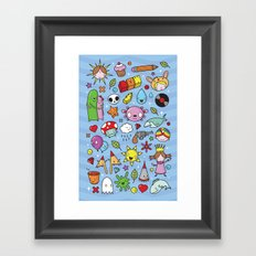 Everything is going to be OK #3 Framed Art Print