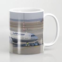 Lufthansa Airbus A320-211 Coffee Mug