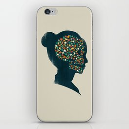 We are made of stardust iPhone Skin