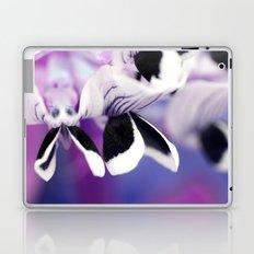 butterfly flowers Laptop & iPad Skin