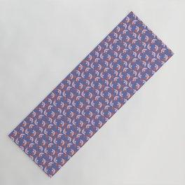 JUN - purple & pink Yoga Mat