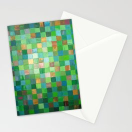Abstract #18 Stationery Cards