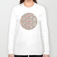 candy Long Sleeve T-shirts featuring Candy by Pom Graphic Design