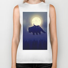 The End of All Things - Night Version Biker Tank