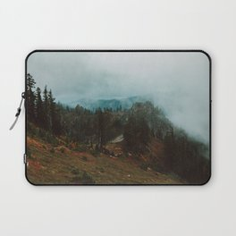 Park Butte Lookout - Washington State Laptop Sleeve