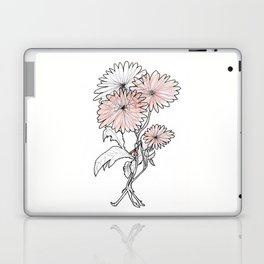 flower illustration Laptop & iPad Skin