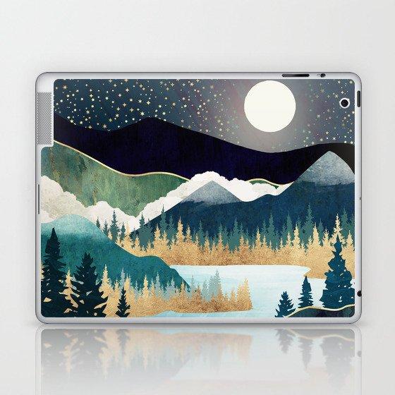 Star Lake Laptop & iPad Skin