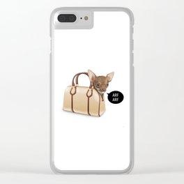 BagDog Clear iPhone Case