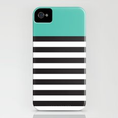 French Kiss iPhone (4, 4s) Slim Case