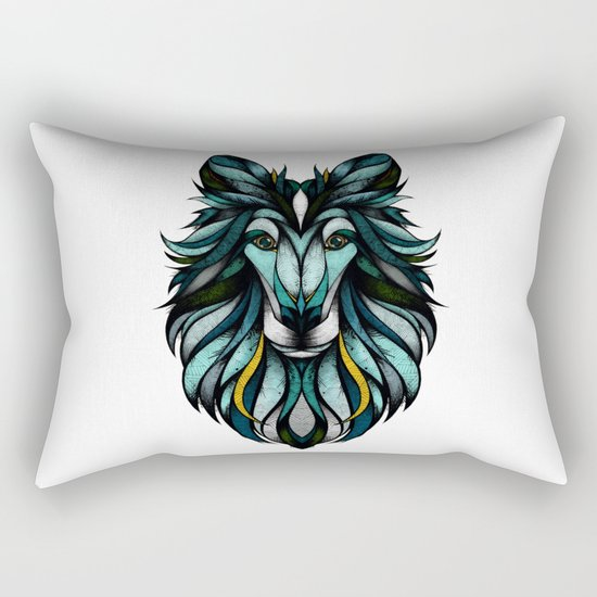 Believe Rectangular Pillow
