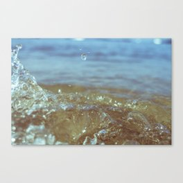 Big Splash 02 Canvas Print