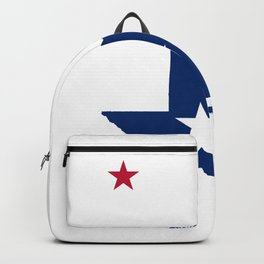 Don't California My Texas Texan Pride Lone Star State Backpack