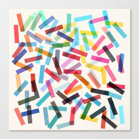 fiesta 2 Canvas Print