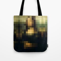 Buy pixels don't buy art Tote Bag