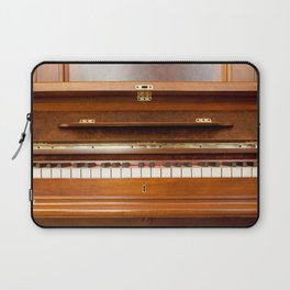 The Good Old Piano Laptop Sleeve