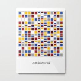 Utopia I Metal Print