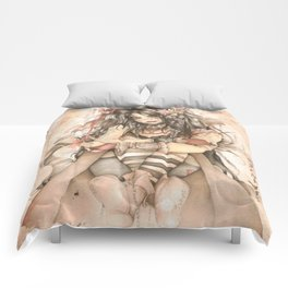 She who must be Obeyed Comforters