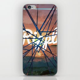 Hawaii Angles iPhone Skin