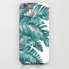 tropical blue Slim Case iPhone 6