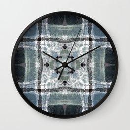 Breakwater: Riomaggiore Wall Clock