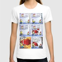 minion T-shirts featuring Minion by Duitk