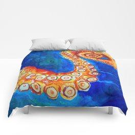Octopus Leg Comforters