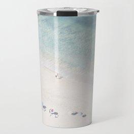 Summer Seaside Travel Mug