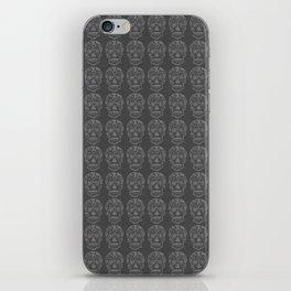 GraySkull iPhone Skin