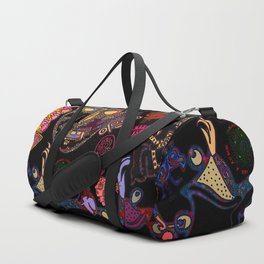 Mexican Mix Duffle Bag