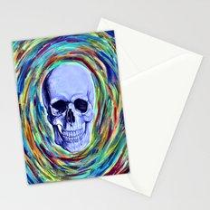 A Skull's Vortex Stationery Cards