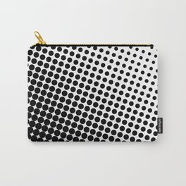Black and White Pattern I Carry-All Pouch
