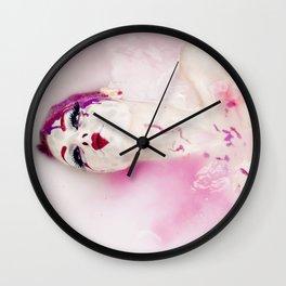Glittastrophe II Wall Clock
