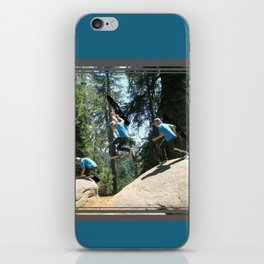 The Jump iPhone Skin